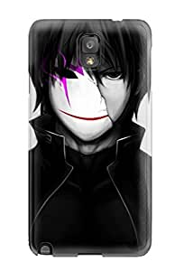 Galaxy Anti Scratch Case Cover Protective Hei Darker Than Black Case For Galaxy Note 3