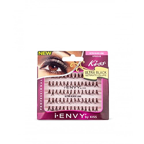 i-ENVY Individual Lashes ULTRA Black Long (KPE03UB)