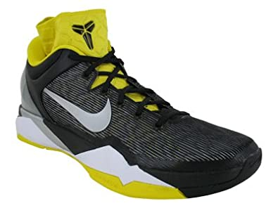 watch b49b4 e2e1b Nike Zoom Kobe VII Supreme Mens Basketball Shoes 488244-001 Black 10.5 M US