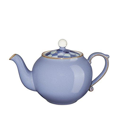 Denby Heritage Fountain Teapot, Multicolor