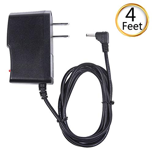 (fav-tech) 4.2V AC Power Adapter Charger for Wahl 9800 Series Trimmers, 9880-100, 4 FEET, LED Light