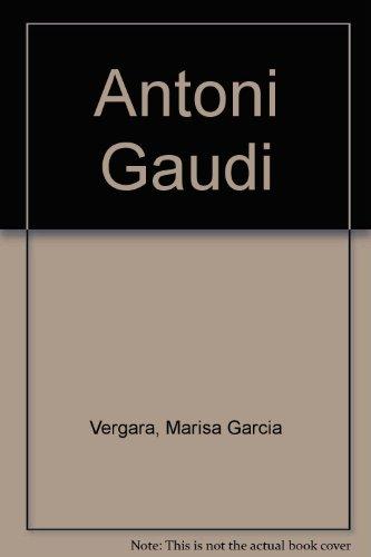 Descargar Libro Antoni Gaudí Marisa García Vergara