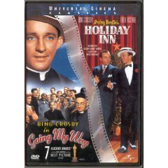 Bing Crosby Double Feature Going My Way   Holiday Inn