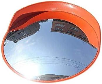 Geng カーブミラー 凸トラフィックミラー、ブラインドスポット飛散防止病院広角レンズ、安全に道路やショップを確認してください