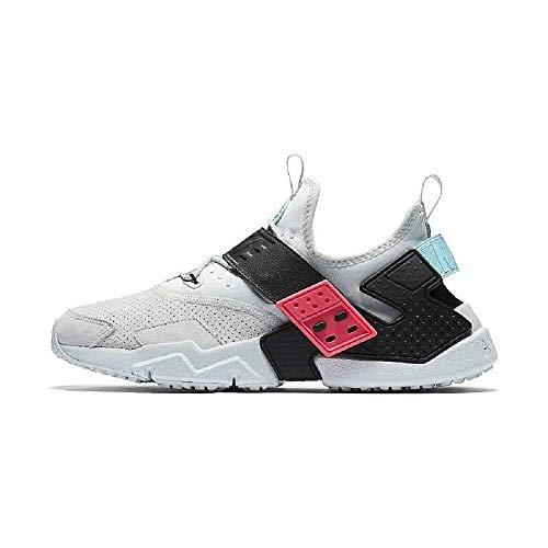 (Nike Air Huarache Drift Premium Pure/Black-Racer Pink (13 D(M) US))