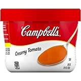 Campbell's Creamy Tomato Soup, Microwaveable Bowl, 15.4 oz