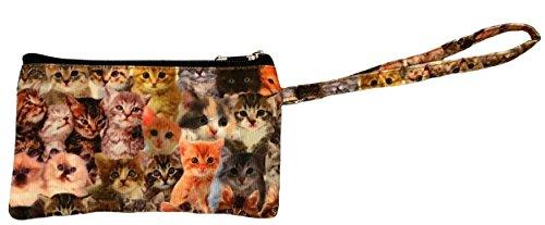Cats Galore Zipper Wristlet...