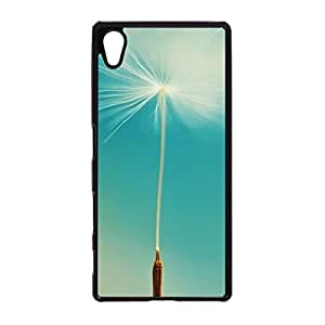 Nice Sony Xperia Z5 Back Cover Ingenious Visual Dandelion Design Phone Case Fit for Sony Xperia Z5