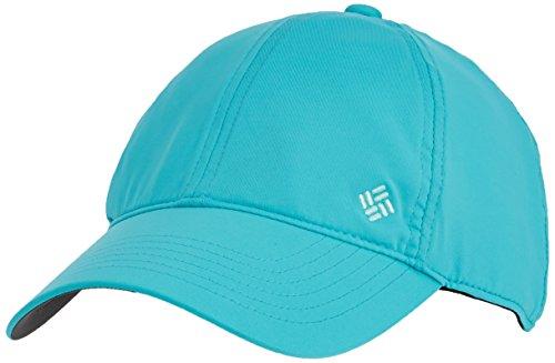 (Columbia Women's Coolhead Ball III Cap,Blue,One Size)