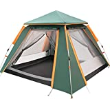 خيمة رحلات تتسع لشخصين - اخضر ، SQ-082-L