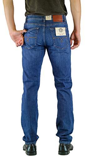 7724 Blau Uomo 32 Cardin 31961 Straight Jeans Basic Pierre wxA0XFUqx