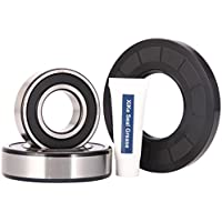 W10253864 Washer Tub Bearings and Seal Kit, Rotating Quiet High Speed and Durable. Replaces 8182284, W10253855, 285984, 8181912, W10772617.