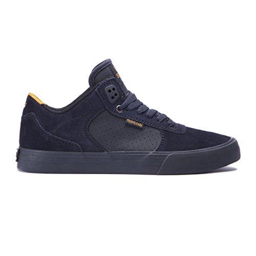 Supra Mens Ellington Vulc Black Amber Gold Black Shoes Black popular online sAjsJ