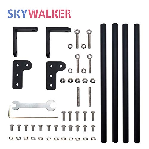 Tie Rod Kit Suitable for DIY 3D Printer Built with Aluminum Profile by SKYWALKER