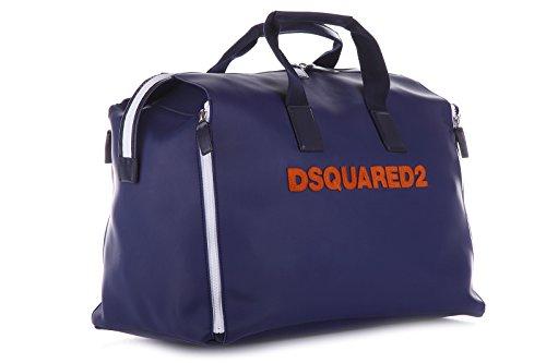Dsquared2 sac de voyage dan blu