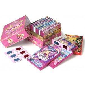 Barbie + Pelicula Barbie Pulgarcita, En 3 D. + 4 Gafas. PRECIO EN DOLARES (Peliculas De Barbie)