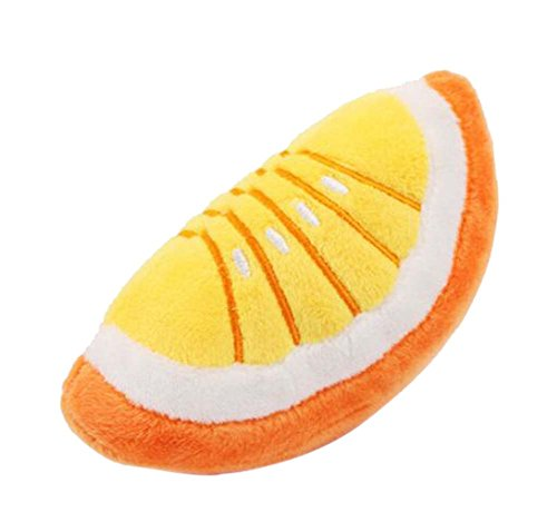 Pet Cats Or Dogs Chew Toys Molar Sound Products, Orange