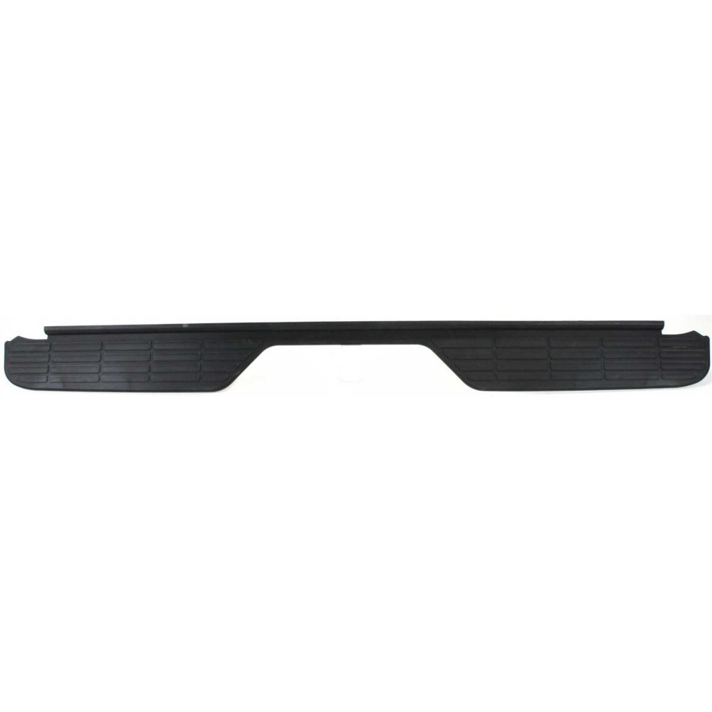 Evan-Fischer EVA22172021423 Bumper Step Pad for Chevrolet C/K Full Size P/U 88-00 Rear 1-Piece Type