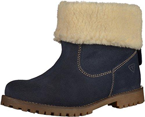 Tamaris 26945, Boots femme Navy