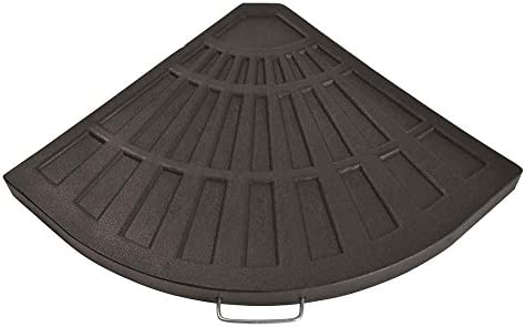 Bond Manufacturing 60479A 12kg Sector Umbrella Base, Black