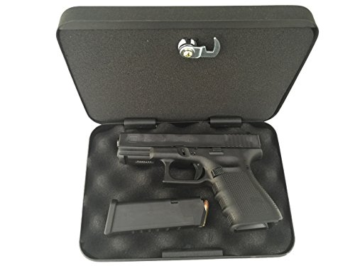 FSDC Metal Lockable Gun Case
