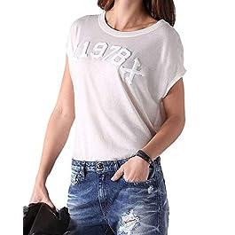 Diesel T-Zola-S Top Ladies T-Shirt