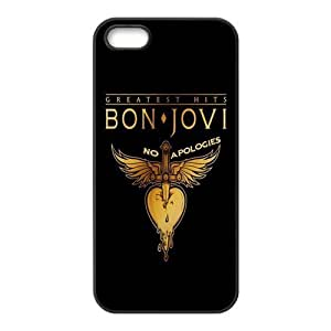 Bon came Jovi were Design Customized Cover the Case for breadwinner iPhone 5 5s 5s-528 &hong hong customize