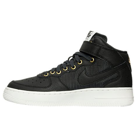 new style 88660 204ec NIKE AIR FORCE 1 MID LV8   ANTHRACITE   BRAND NEW 820342-002