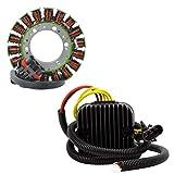 Kit Generator Stator + Mosfet Voltage Regulator Rectifier for Polaris Sportsman 325 ETX / 450 HO / 570 X2 / Touring | Hawkeye 325 2014-2018 | OEM Repl.# 4014839 4014543 4015230 4014405 4015231