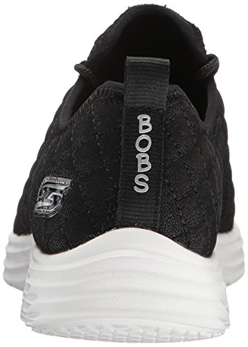 Swift Skechers Schwarz Black Damen Sneaker Strobe Bobs Light 1ET4wESq