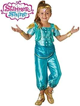 DISBACANAL Disfraz Shine de Shimmer and Shine niña - -, 2-3 años ...