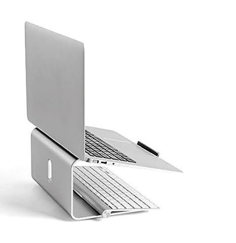 MacBook Stand, Zolion [Laptop Stand] rotación de 360 grados superiores de la calidad