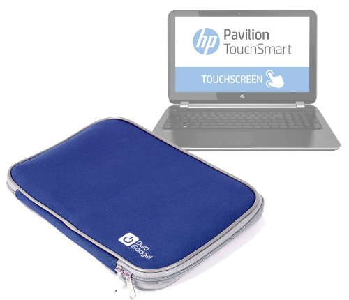 DURAGADGET Blue Case For HP 14
