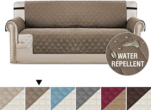Sofa Covers 3 Seater for Living Room Anti Slip Sofa Cover Reversible  Quilted Furniture Protector, Ideal Sofa Slipcovers for Pets & Children,  Water ...