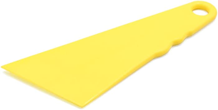 Chisel Long Squeegee for Auto Vinyl Film Tint Kit Remove Bubble Small Area Wrap