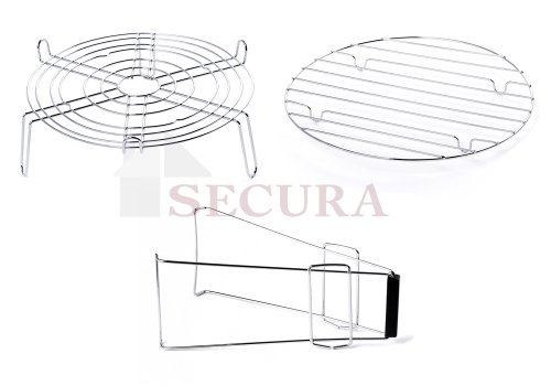 secura halogen infrared turbo convection countertop oven