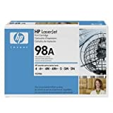 92298A HP LaserJet 4+ Microfine Printer Cartridge (6800 Yield) – (Genuine Orginal OEM toner), Office Central