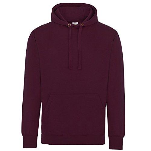 AWDis Hoods-Womens Hooded Sweatshirts-SupaSoft hoodie-3 pane
