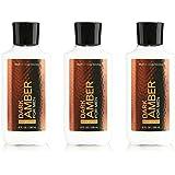 Bath Body Works Dark Amber 8.0 oz Body Lotion