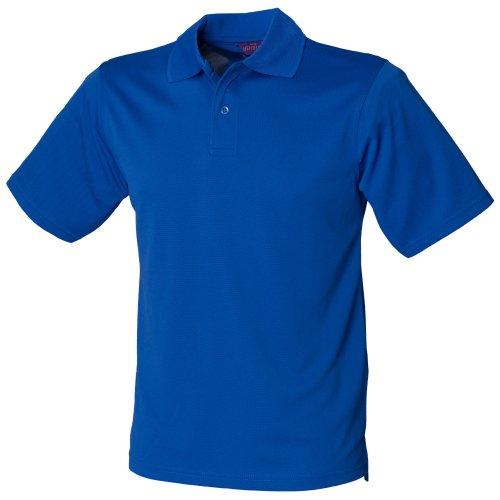 Blu Coolplus® Henbury Reale Uomo Classica Polo dSnROyqOg