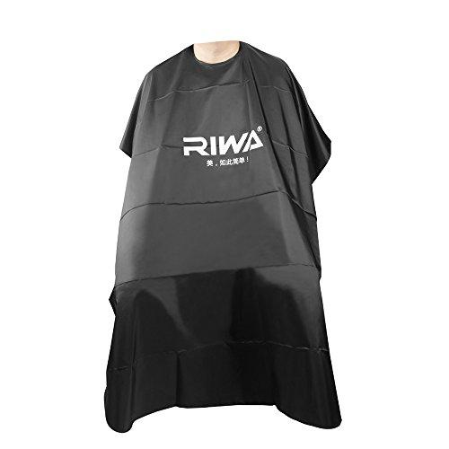Riwa Hair Salon Nylon Cape Haircut Barber Hairdressing Apron Clothes Wrap Protect