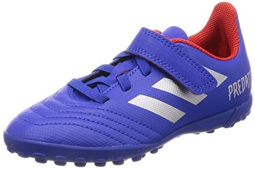 adidas(아디다스) 어린이 키즈 주니어 축구화 풋살화 프레데터 19.4 TF J 벨크로 CED24 (170~240mm)
