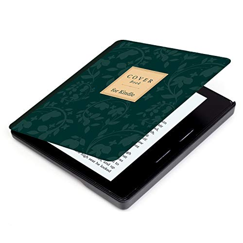 Huasiru Painting Case for Kindle Oasis 2017/2019 (7 inches, 9th/10th Gens) Cover with Auto Sleep/Wake, Book Cover