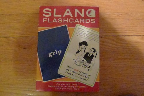 Knock Knock Slang Flashcards (60 cards)