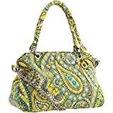 Vera Bradley Chain Bag in Lemon Parfait, Bags Central