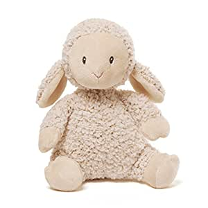 Gund Baby Chime Toy, Baala Sheep (Discontinued by Manufacturer)