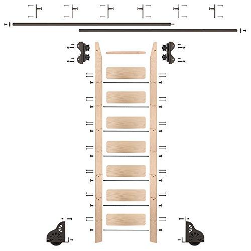 Library Ladder - 9
