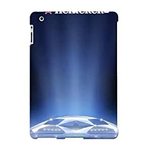 Crooningrose Case Cover Protector Specially Made For Ipad 2/3/4 Heineken Champions League