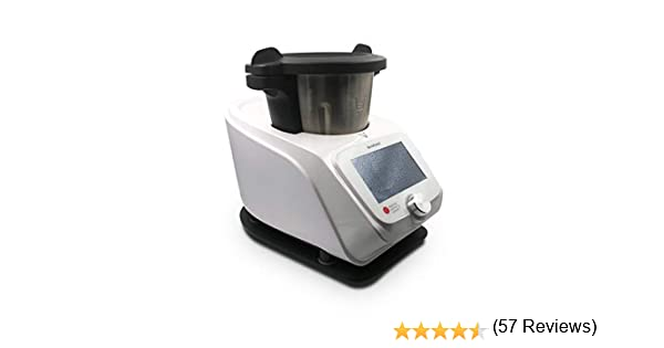 Silvercrest - Tabla deslizante para robot de cocina Silvercrest® Monsieur Cuisine Connect/lidl: Amazon.es: Hogar