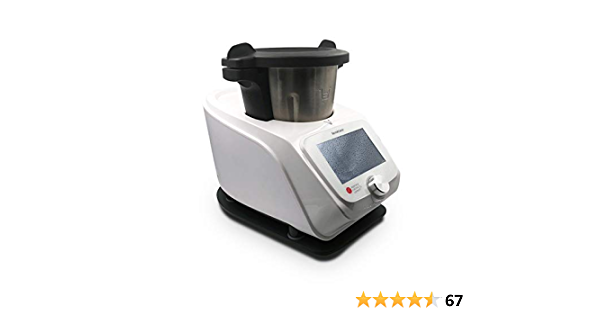 Silvercrest - Tabla deslizante para robot de cocina Silvercrest® Monsieur Cuisine Connect/lidl: Amazon.es: Hogar
